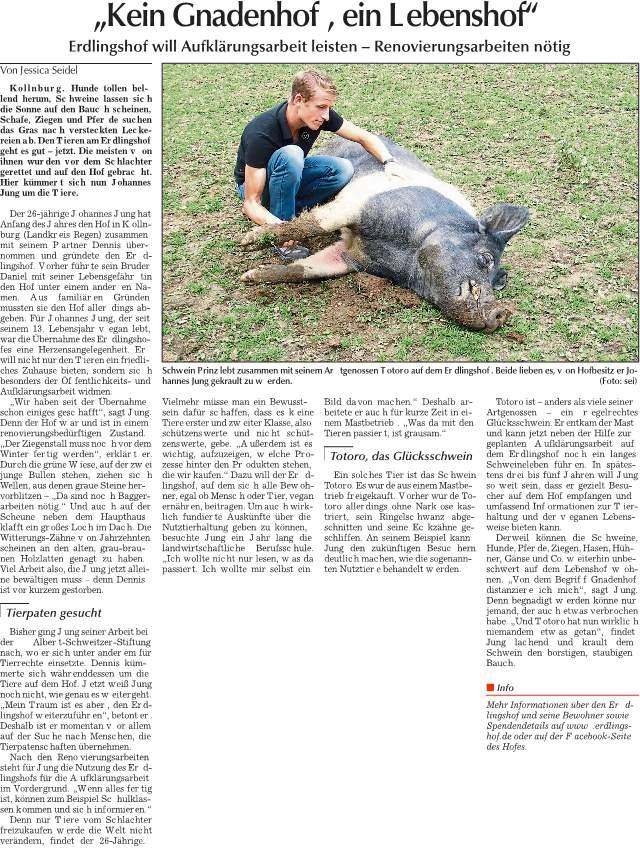 Straubinger Tagblatt 01.09.2014-p1