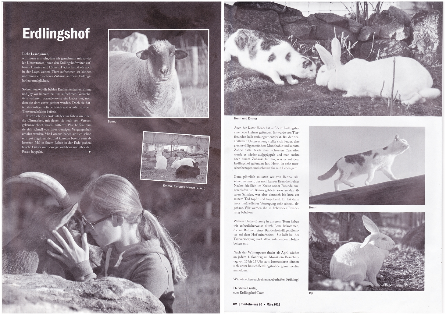Tierbefreiung März 2016_horz